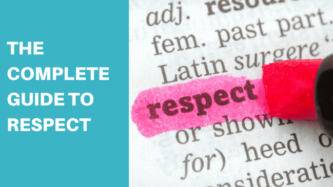 15 Tricks that Make People Respect You