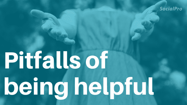 Helping Others But Getting Nothing in Return (Why + Solutions)