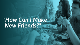 """How to Make Friends (From """"Hi"""" to Hanging Out)"""