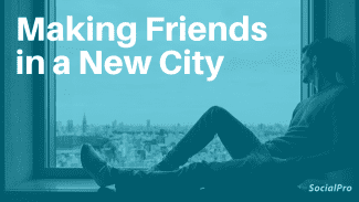 21 ways to make friends in a new city