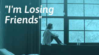 """""""I'm Losing Friends"""" — SOLVED"""