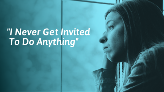 What To Do If You Never Get Invited