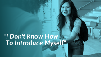 How to Introduce Yourself in College (as a Student)